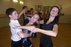 Белореченск, ансамбль спортивного бального танца «Радуга»