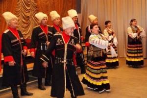 Белореченск, Русские узоры в Таганроге