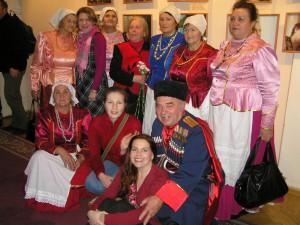 Белореченцы в Питере