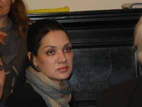 дочь поэта - Даша
