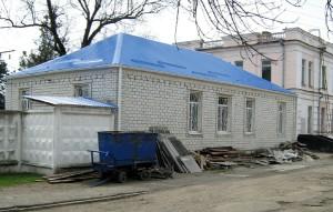 """Белореченск, новый """"офис"""" для работников грузового двора вдали от шума"""