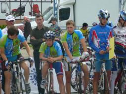 Белореченские велогонщики вошли в состав сборной России