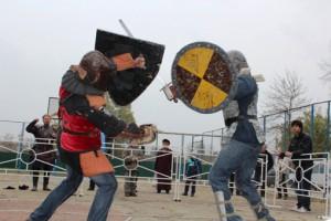 Турнир: историческое фехтование @ Горпарк