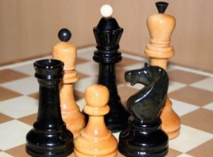 Первенство по шахматам @ Горпарк