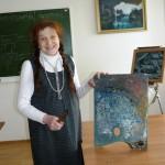 Белореченск, выставка Владимира Михайловича Мехеда