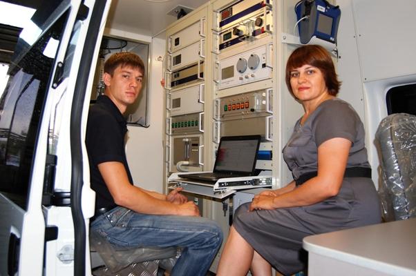 Экологи мониторят чистоту воздуха в Белореченском районе