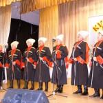 Белореченск, Юбилей Владимира Попова