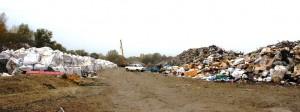 """Белореченск, олимпийский мусор """"пошел"""" без законных формальностей"""