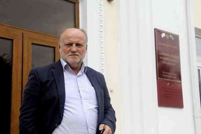 Глава Белореченского района не будет баллотироваться на следующий срок