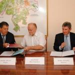 Белореченск, подписание двухстороннего соглашения с испанской перерабатывающей компанией фирмой Ortiz Martos Abogatos S.C.