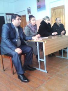Белореченск, сход граждан Родников