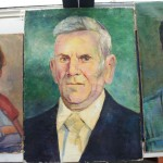Белореченск, выставка работ  Алексея Ивановича Ботвина