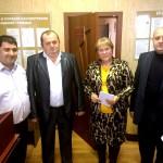 Белореченск, Отчёт Глав сельских поселений Белореченского района