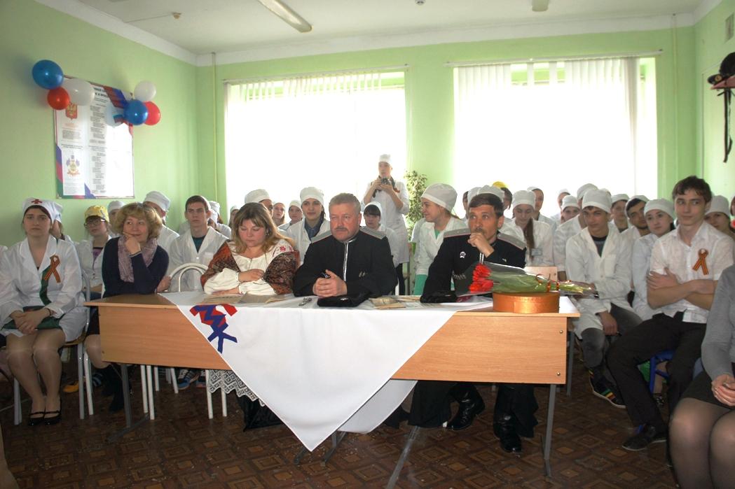 Новости медицинского колледжа, в городе белореченске болит голова в затылке второй день
