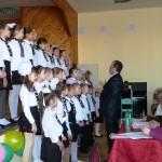 Белореченск,  «Поющая Кубань», хор 5й школы