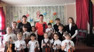 Белореченск, музыкальная школа