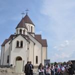 День памяти геноцида армян прошел в Белореченске
