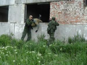 Белореченск, страйкбольный клуб