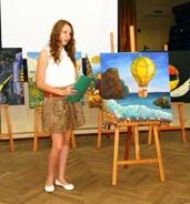 Белореченск, День защиты творческих  работ в школе дизайна 2Е