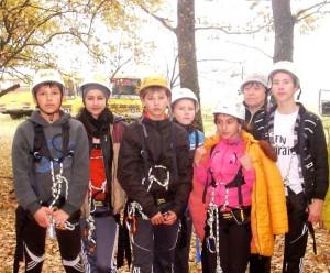 Белореченск, соревнования по спортивному туризму