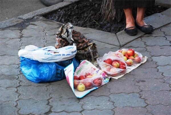 Несанкционированная торговля в фокусе внимания Белореченской администрации