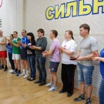 Белореченск, спартакиада химиков