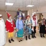 Белореченск, клуб  Встреча