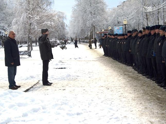 Белореченские полицейские подвели итоги за 2016 год