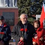 Белореченск, Митинг в честь Советской Армии и Военно-морского флота в Белореченске