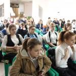 Белореченск, встреча учащихся с ветеранами Афганистана