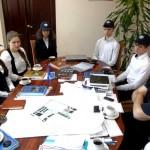 Белореченск, глава Белореченского района встретился с юными географами