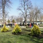 Белореченск, Лес Победы