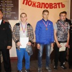 Белореченск, отборочные соревнования казачьей молодежи Майкопского Казачьего Отдела