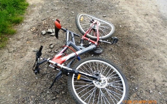Велосипедистам до 14 лет - на дорогу нельзя!