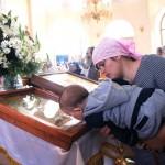 Белореченский район, Великовечное, Престольный праздник Свято-Никольского храма