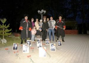Белореченский район, Пшехская. уничтоженная братская могила
