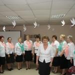 Белореченск, фестиваль клубов граждан пожилого возраста