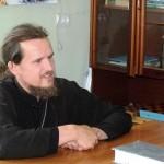 Белореченск, В  обществе  инвалидов  состоялась  встреча с  Иереем Василием