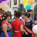 Белореченск, Выпускной 2015