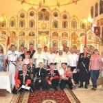 Белореченск, казачья присяга