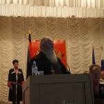 Белореченск, казаки Белореченского районного казачьего общества Майкопского отдела Кубанского казачьего войска собрались на отчетный сбор
