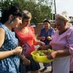 Белореченск, Второй Спас яблока припас