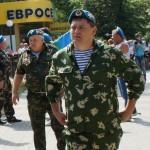 Белореченск, ВДВ -85!