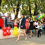 Белореченск, День Знаний