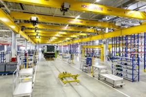 завод CLAAS в Краснодаре