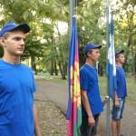 """Завершилась Казачья военно-патриотическая смена в лагере летнего отдыха """"Олимпиец"""""""