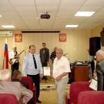 Белореченск, 97-я годовщина со дня создания службы уголовного розыска