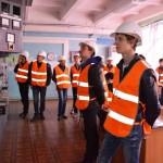 ЕвроХим, экскурсия для студентов