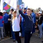 Сотрудники ЕвроХим-Белореченских минудобрений приняли участие в спортивно-массовом забеге