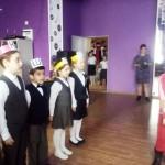 Белореченск, Пшехская, Посвящение в первоклассники